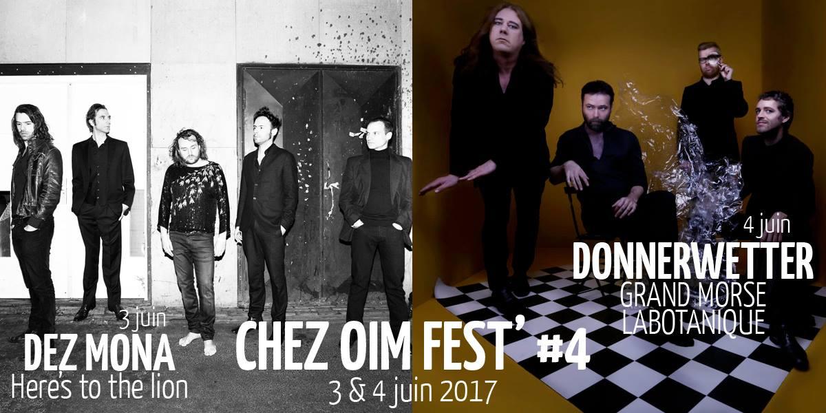 Chez OIM Fest 2017