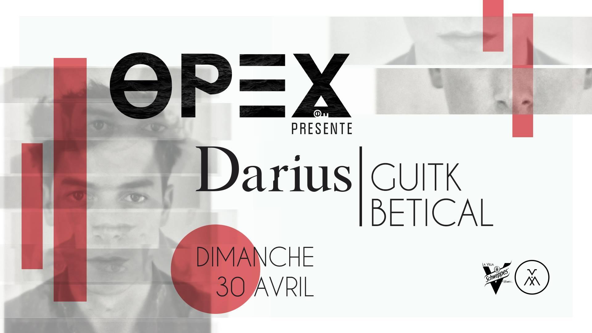 Opex présente Darius