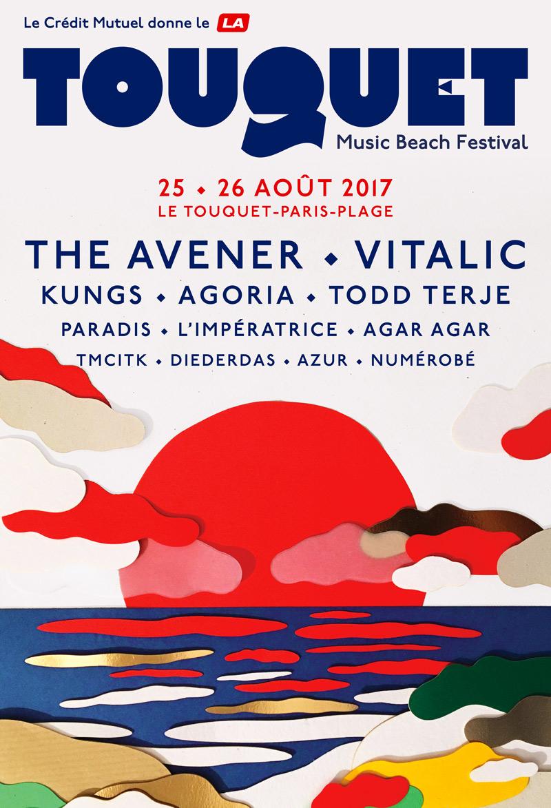 Touquet Music Beach Festival 2017