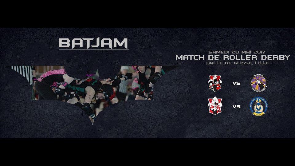 Bat jam – Lille vs Lyon et Lille Juniors vs Copenhague