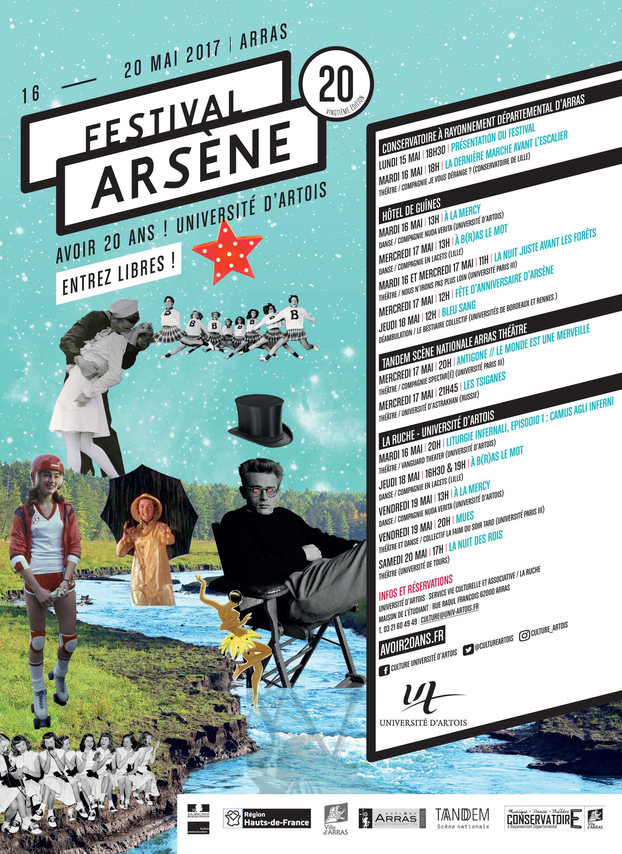 Festival Arsène 2017