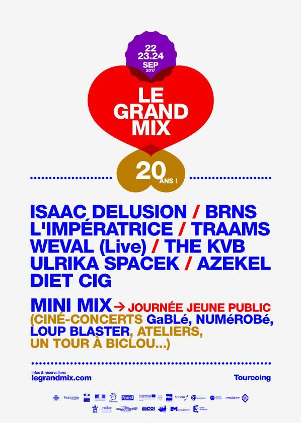 Le Grand Mix – 20 ans !