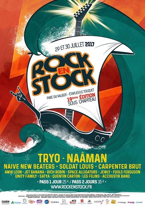 Rock en Stock 2017