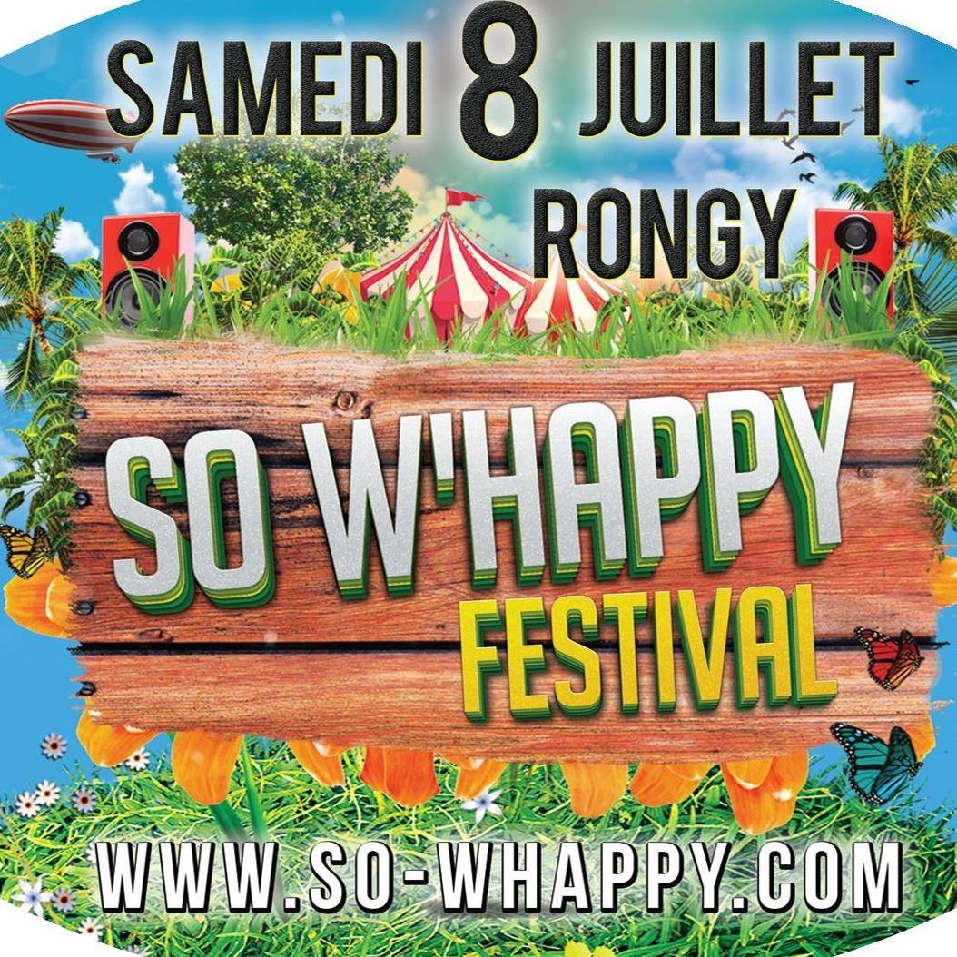 So W'Happy Festival 2017