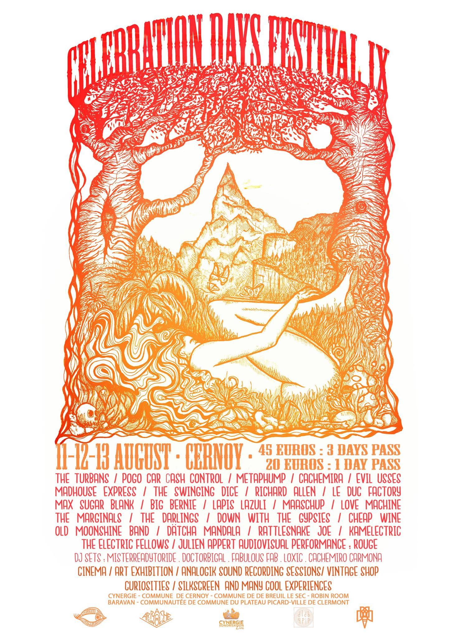 Celebration Days Festival 2017