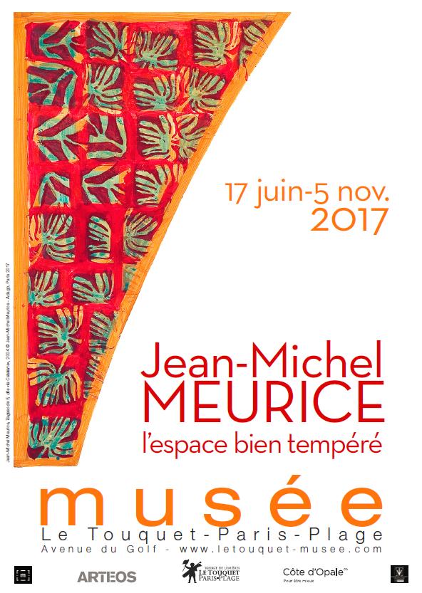 Jean-Michel Meurice, l'espace bien tempéré