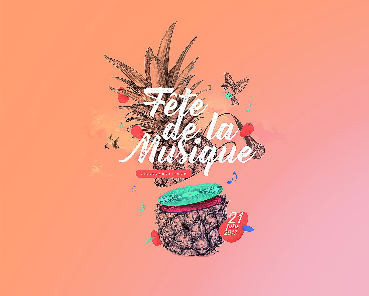 Fête de la Musique 2017 – Métropole lilloise
