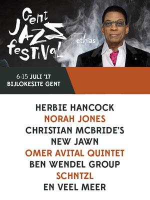 Gent Jazz Festival 2017