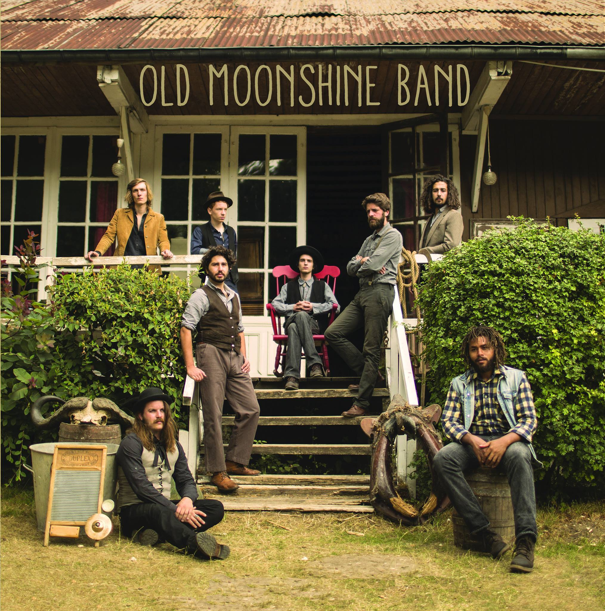 Old Moonshine Band + The Night Owl News