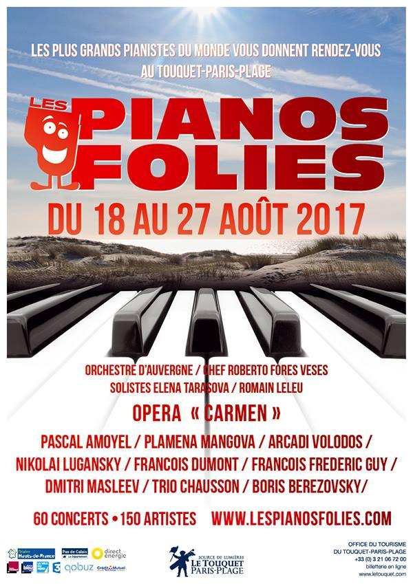 Les Pianos Folies 2017