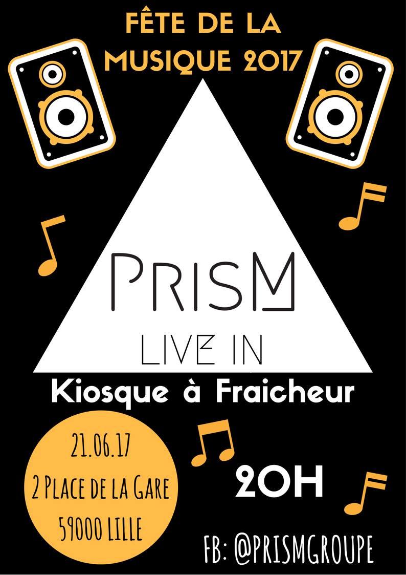 Prism fête la musique