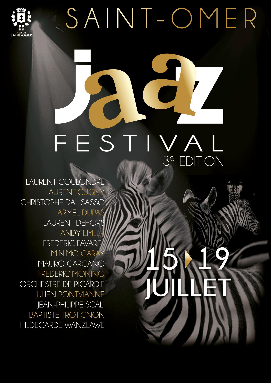Saint-Omer Jaaz Fetsival 2017