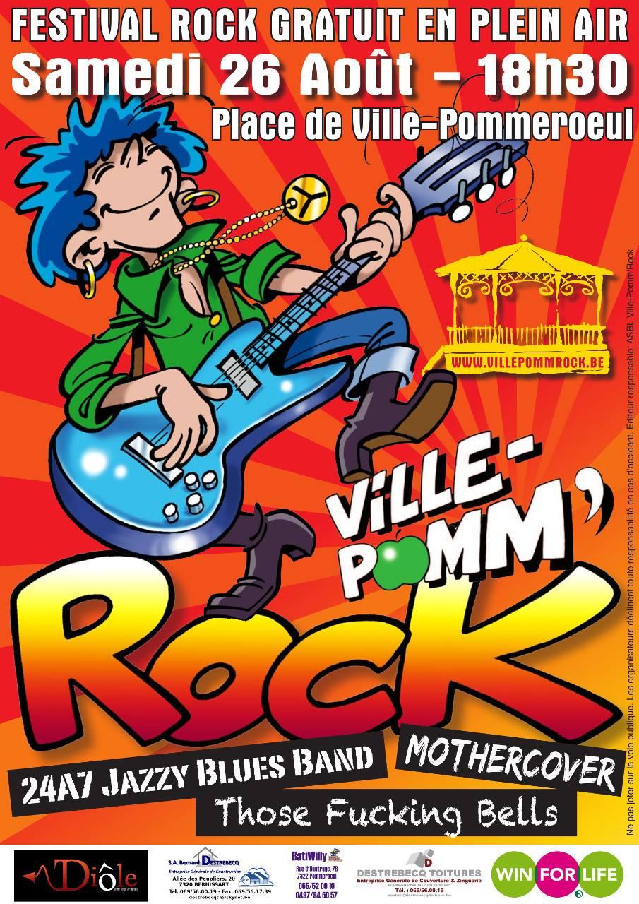 Ville-Pomm'Rock Festival 2017