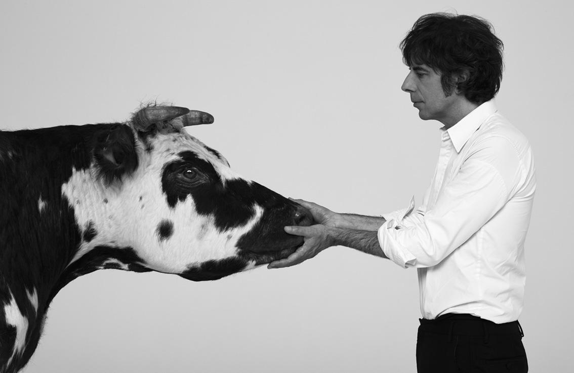 Thomas Fersen, un coup de queue de vache