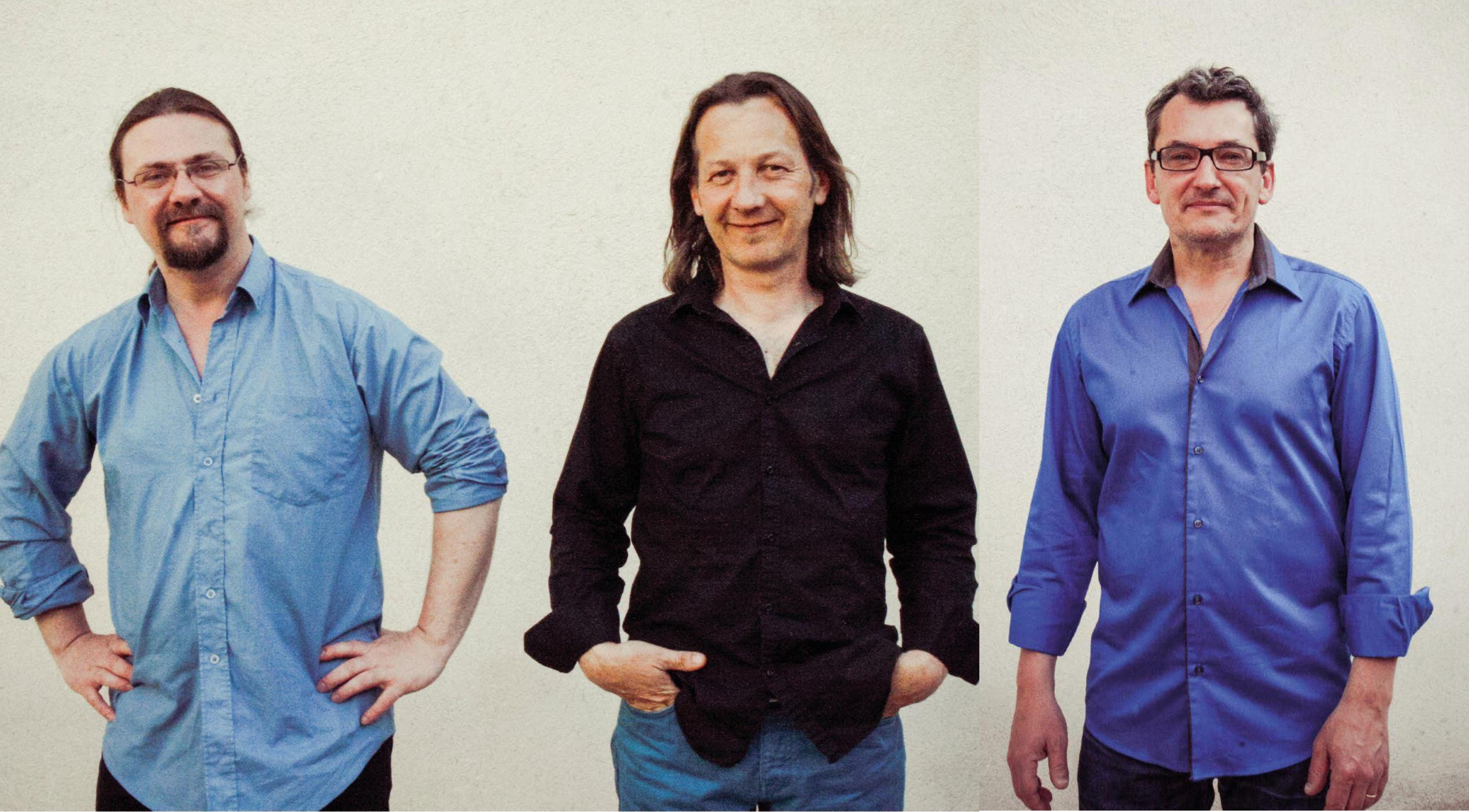 Trio Hiriart / ItHursarry / Ternoy
