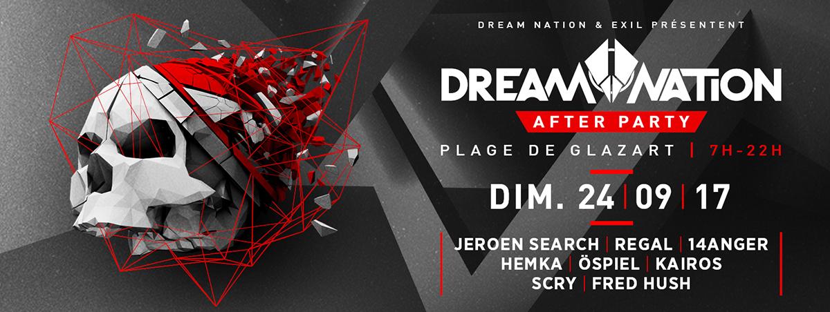 After Dream Nation – Plage de Glazart – Paris