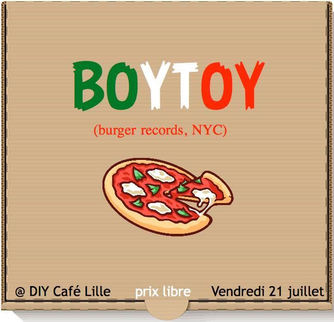 Boytoy (Brooklyn, Burger Rds) & E.T Aloha DJ set