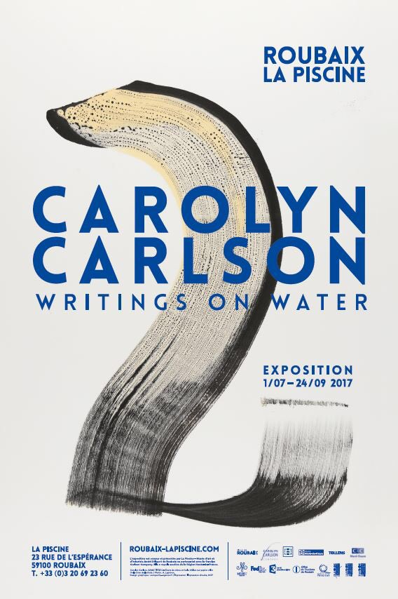 Carolyn Carlson – Writings on water