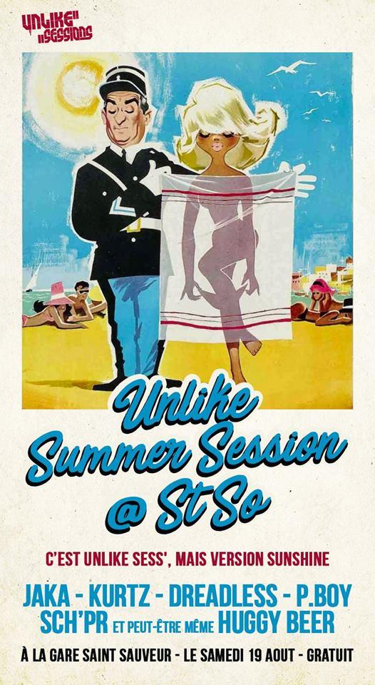 Unlike Summer Session