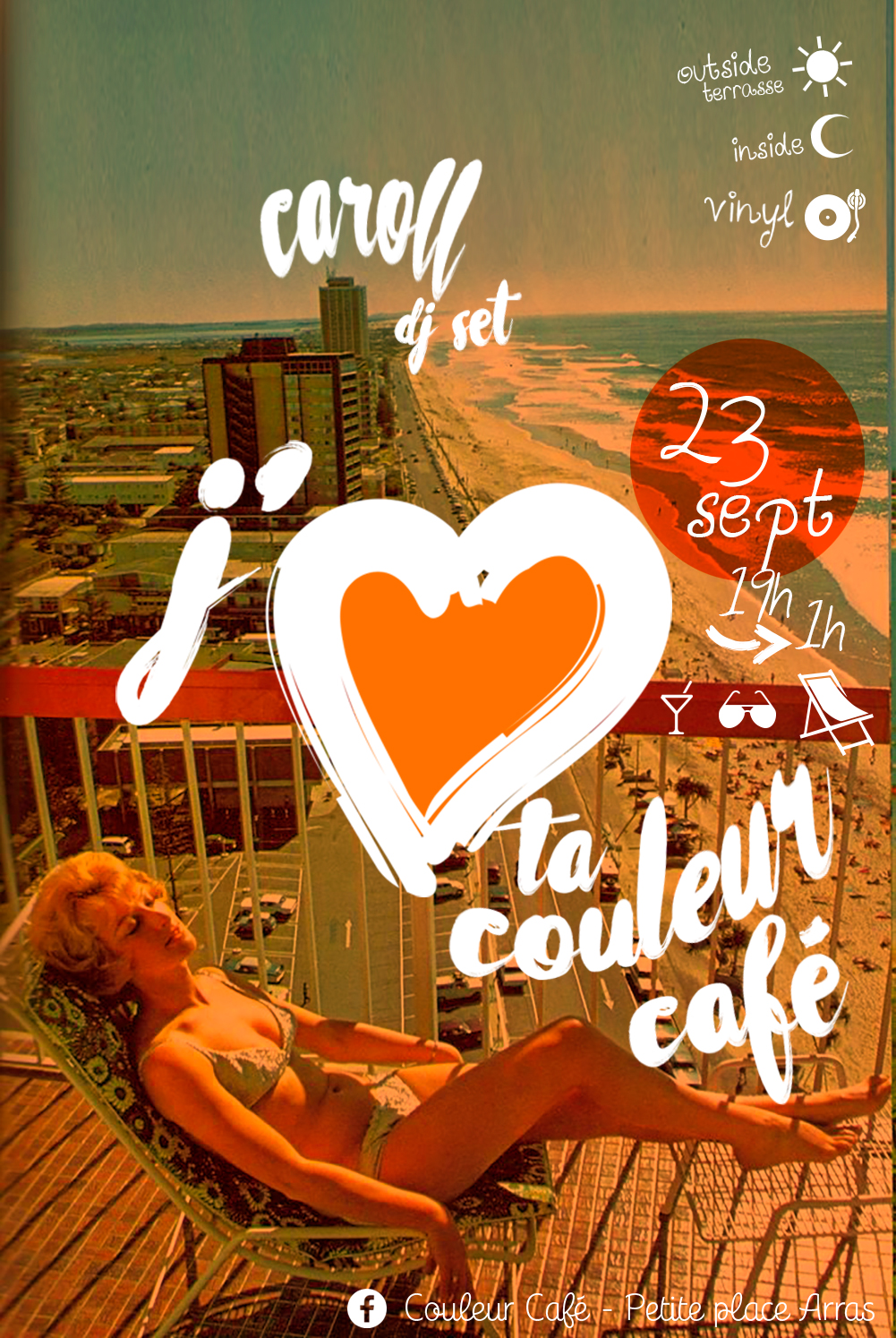 J'aime ta couleur – Café mix by Caroll