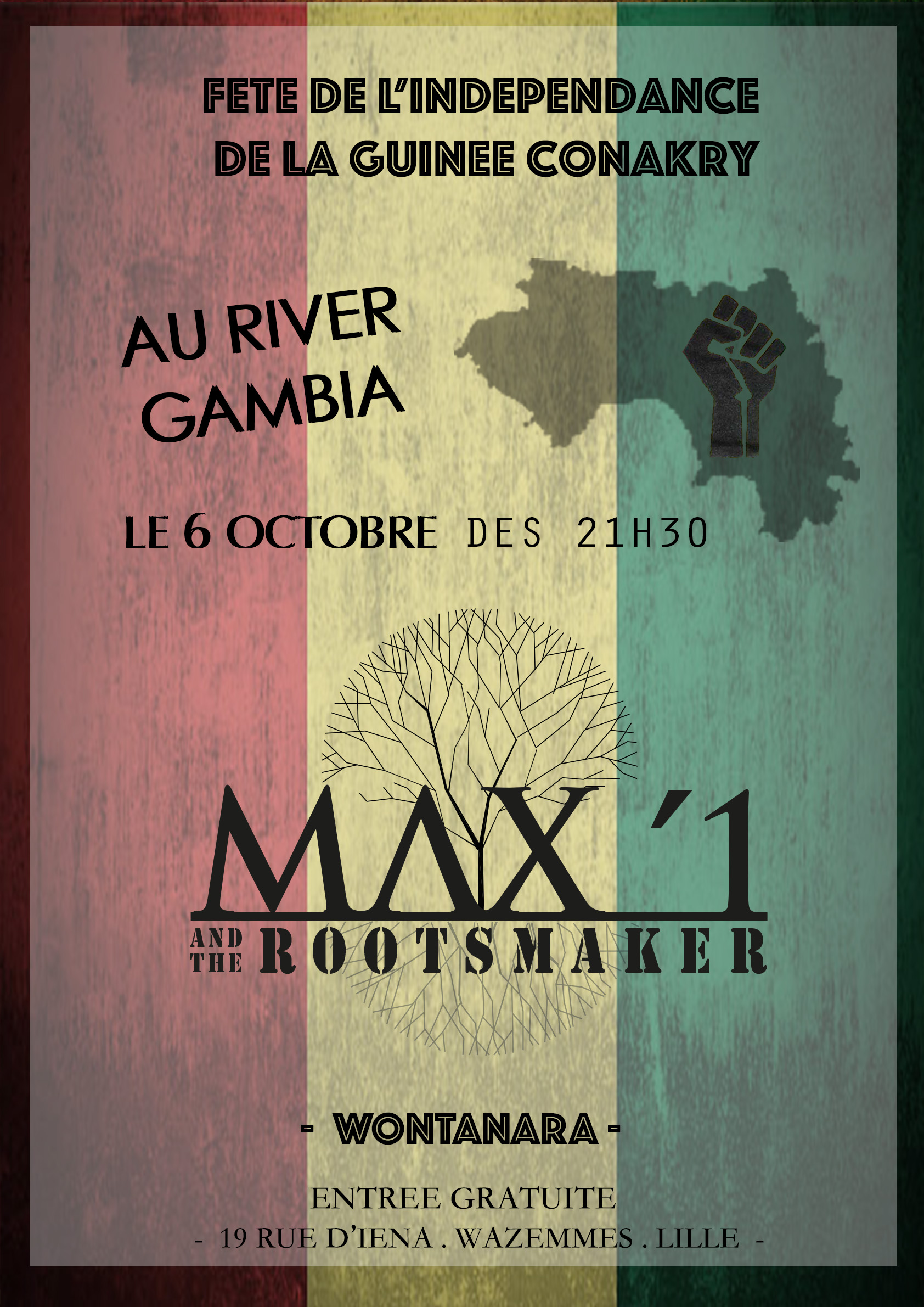Max'1 & The Rootsmaker