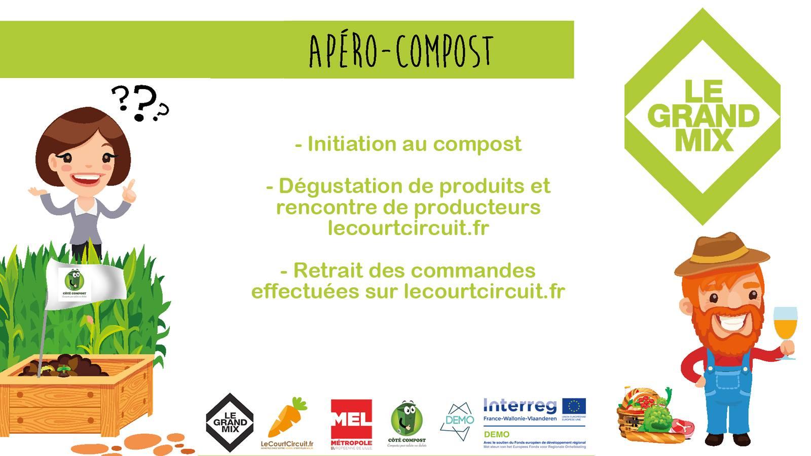 Apéro Compost #01