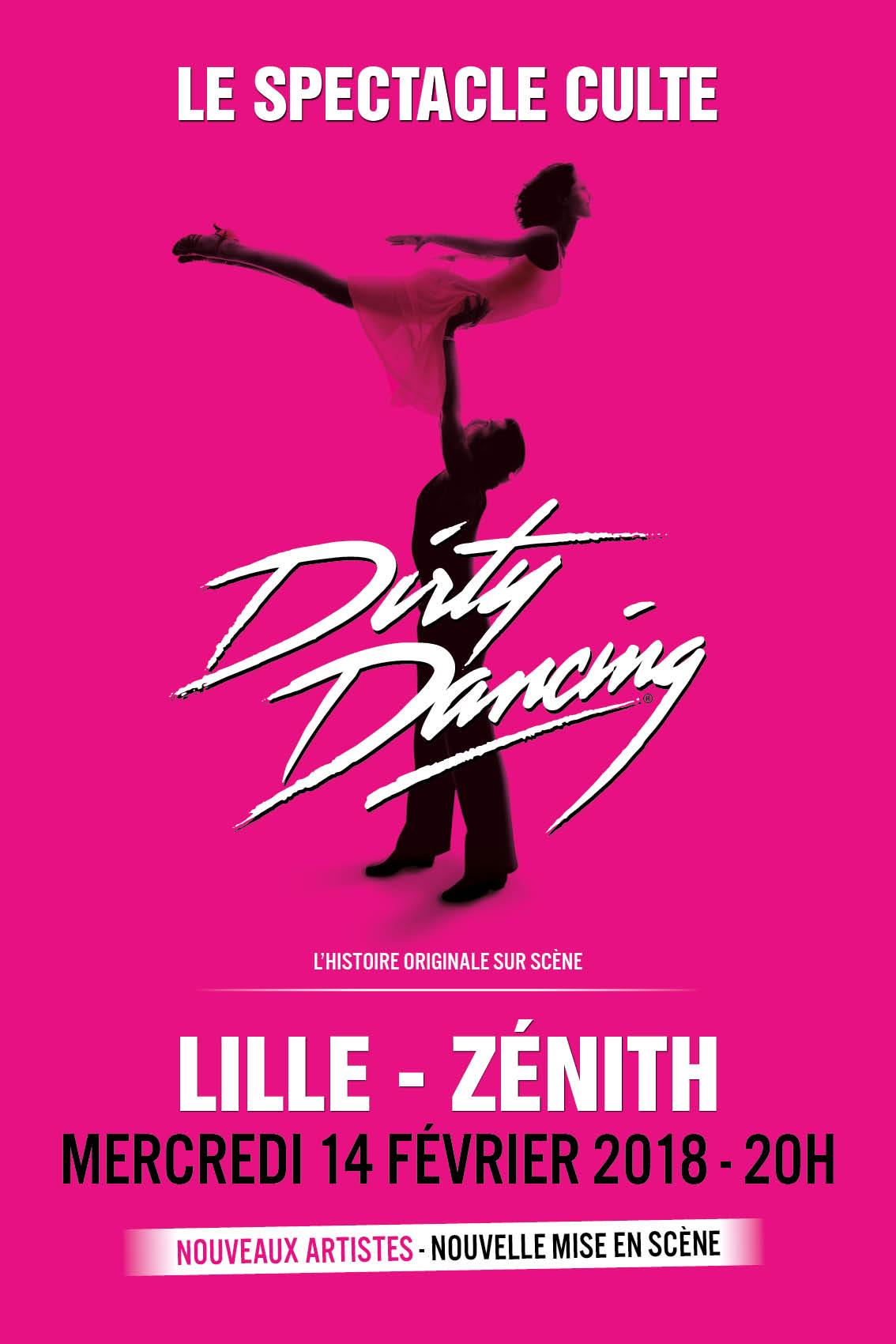 Dirty Dancing – L'histoire originale sur scène