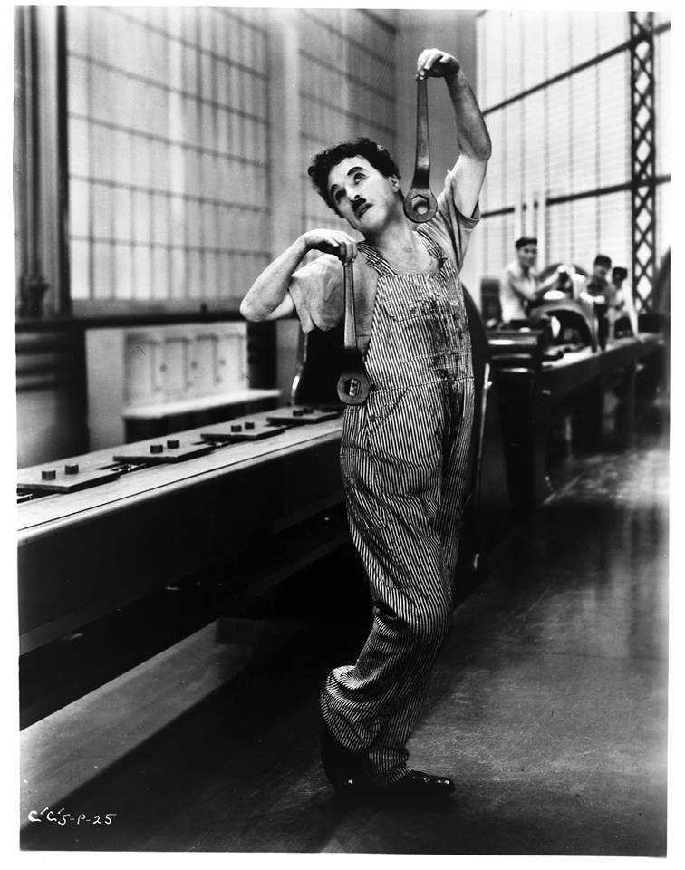 Ciné-Concert : Chaplin – Les Temps modernes