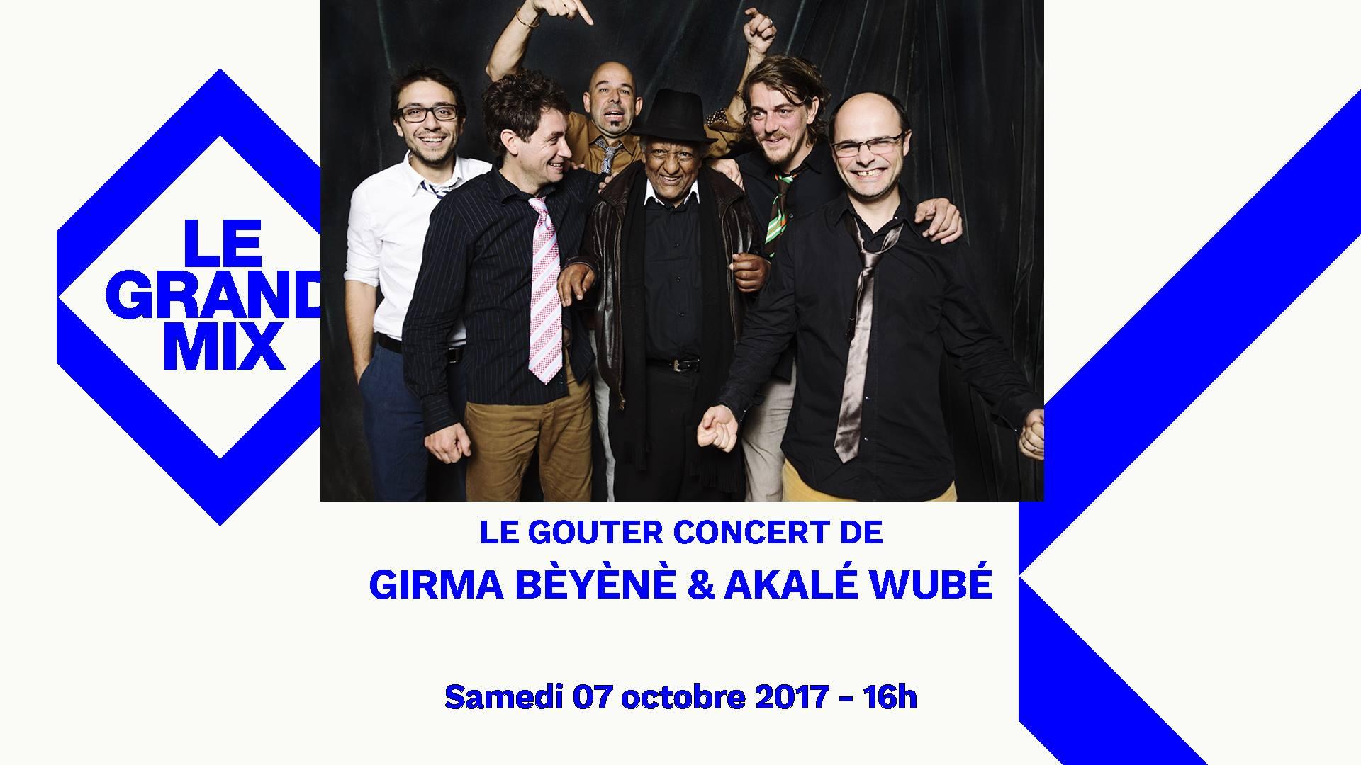 Le goûter concert de Girma Bèyènè & Akalé Wubé