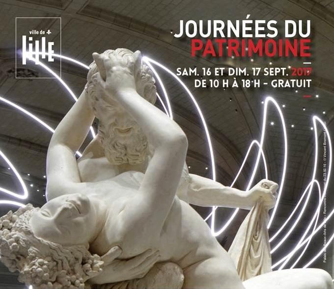 Journées du patrimoine – Palais des Beaux-Arts