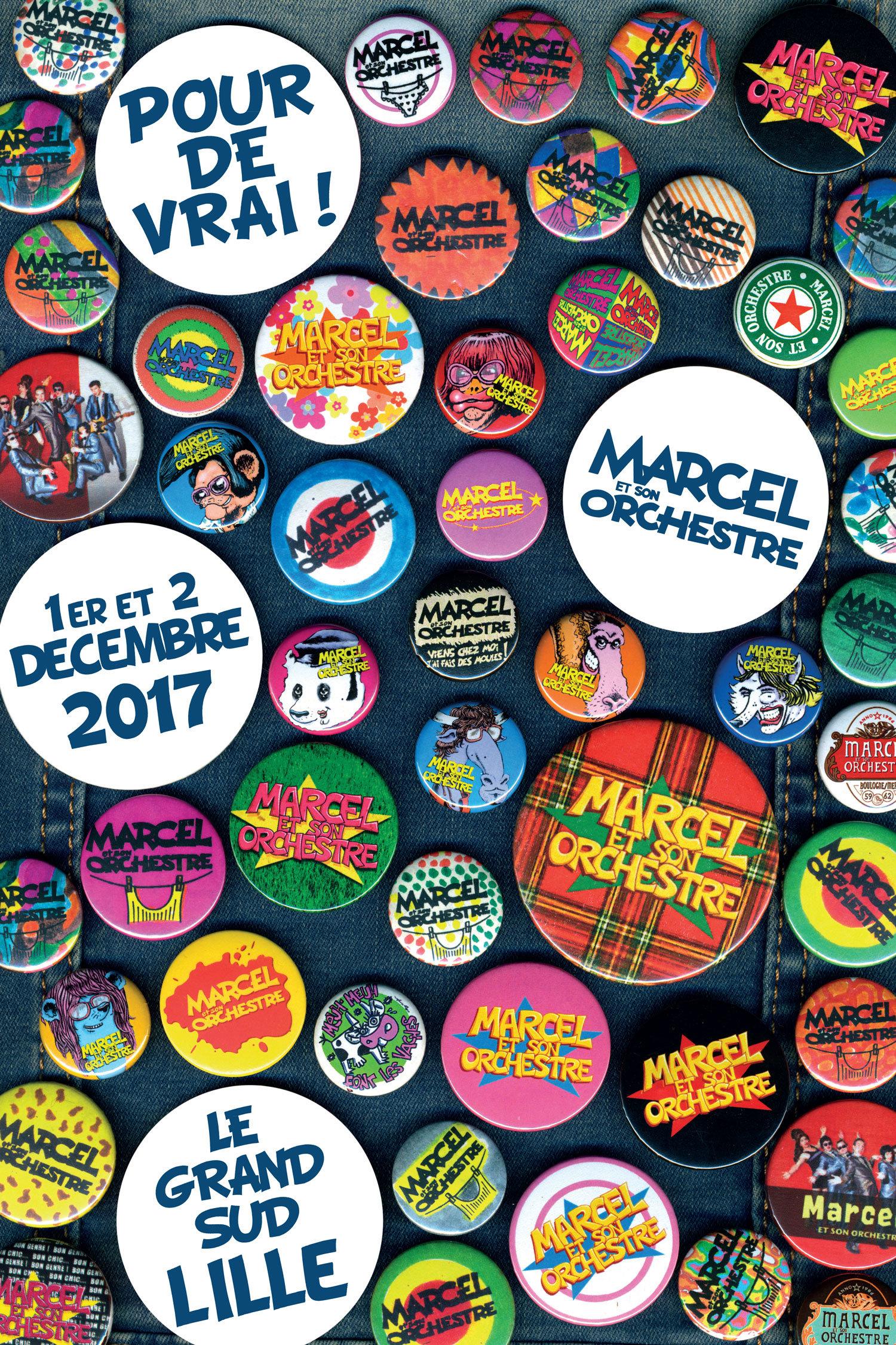 Marcel et son Orchestre : Pour le plaisir !