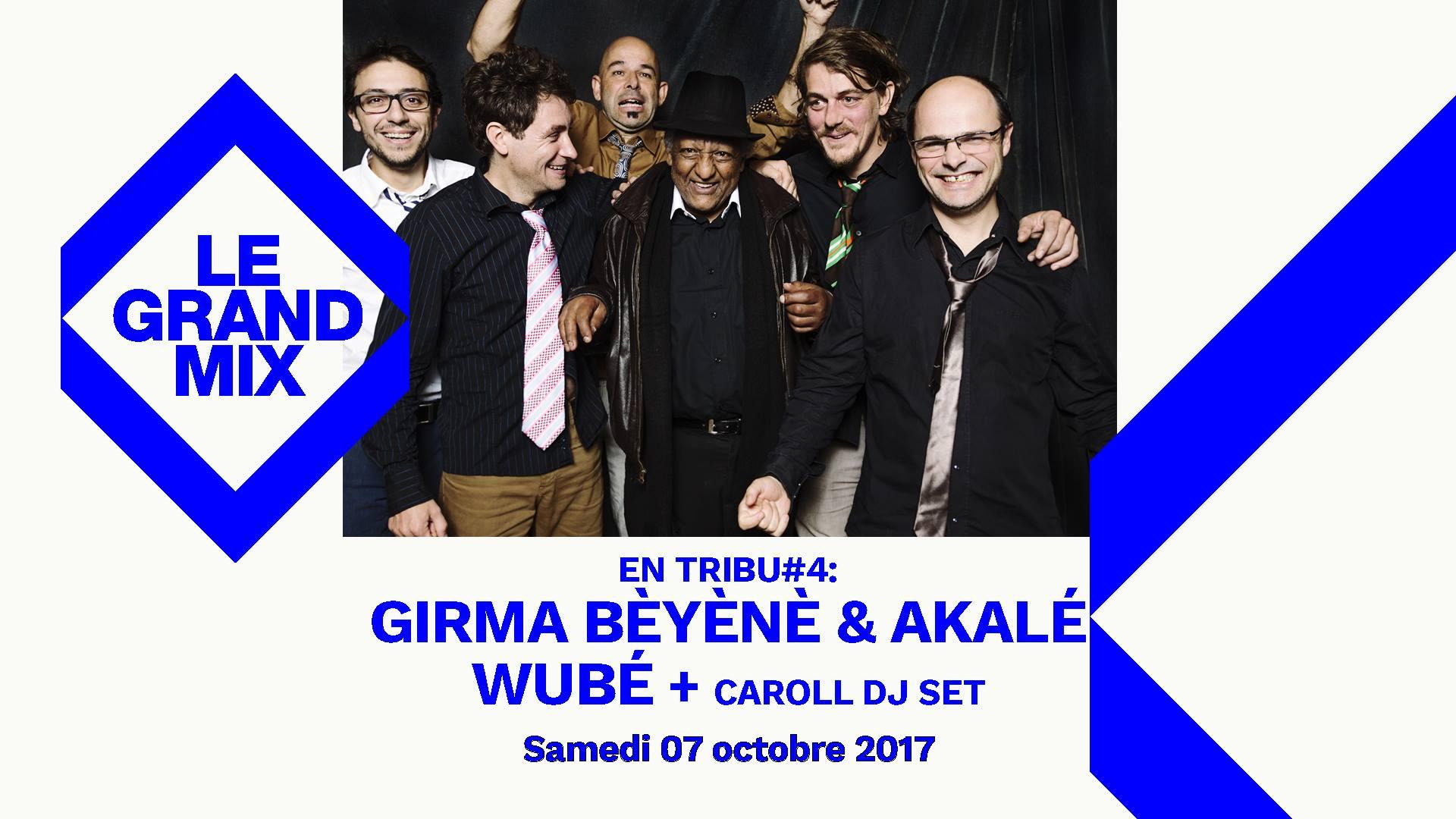 En Tribu #4 : Girma Bèyènè & Akalé Wubé + Caroll Dj Set