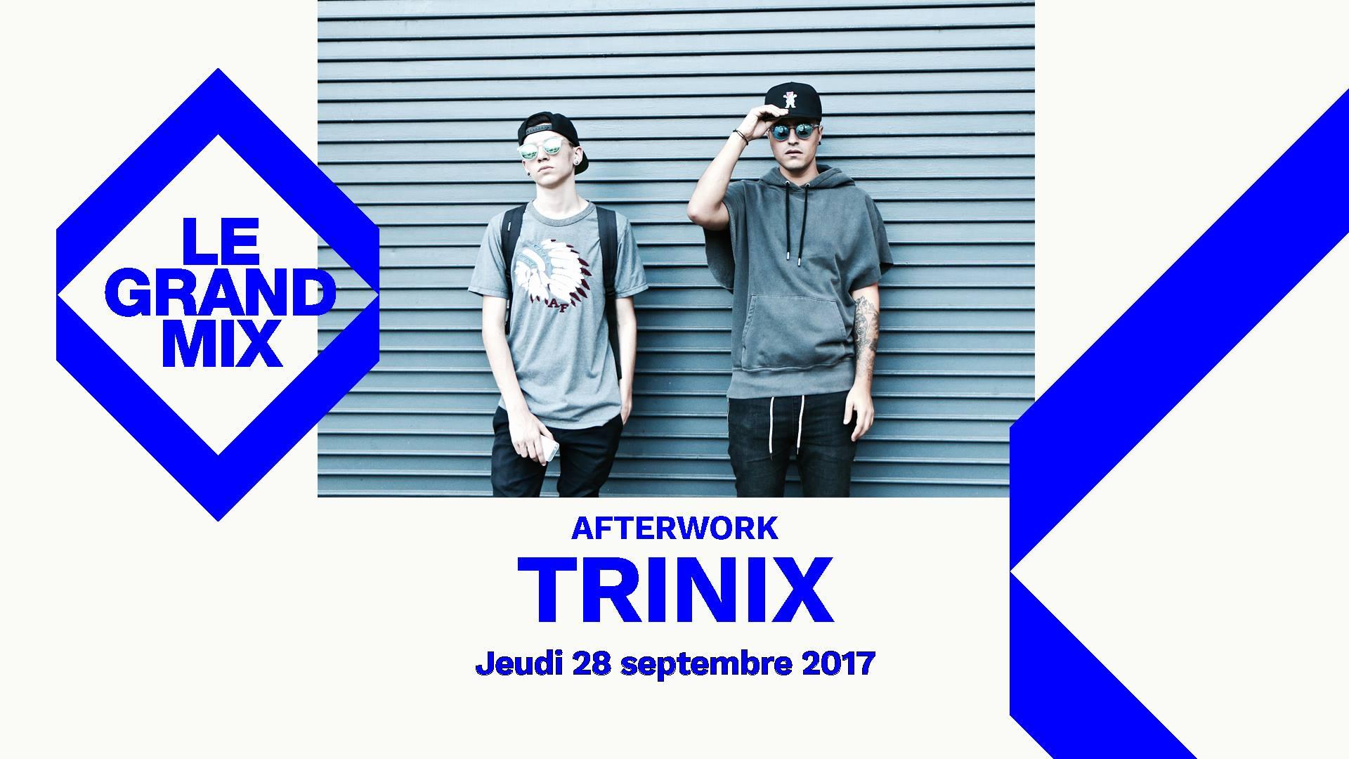 Afterwork avec Trinix