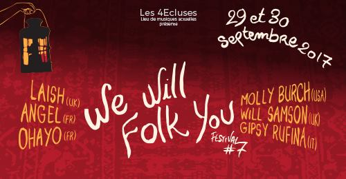 We Will Folk You #7