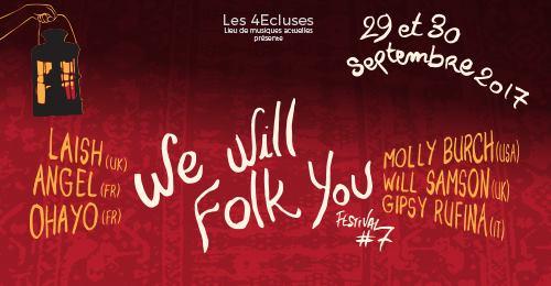 We Will Folk You 2017