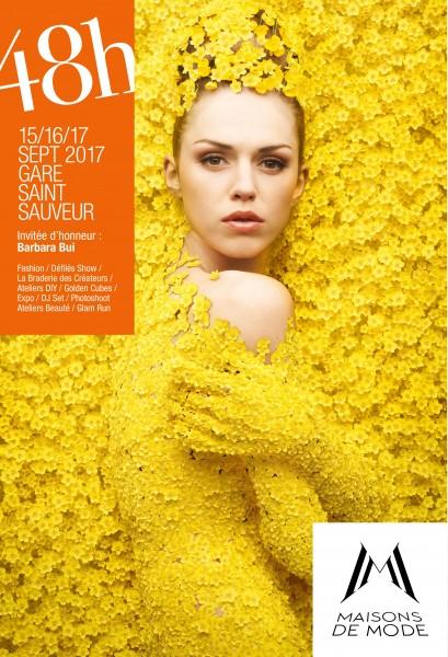 9ème édition 48H Maisons de Mode
