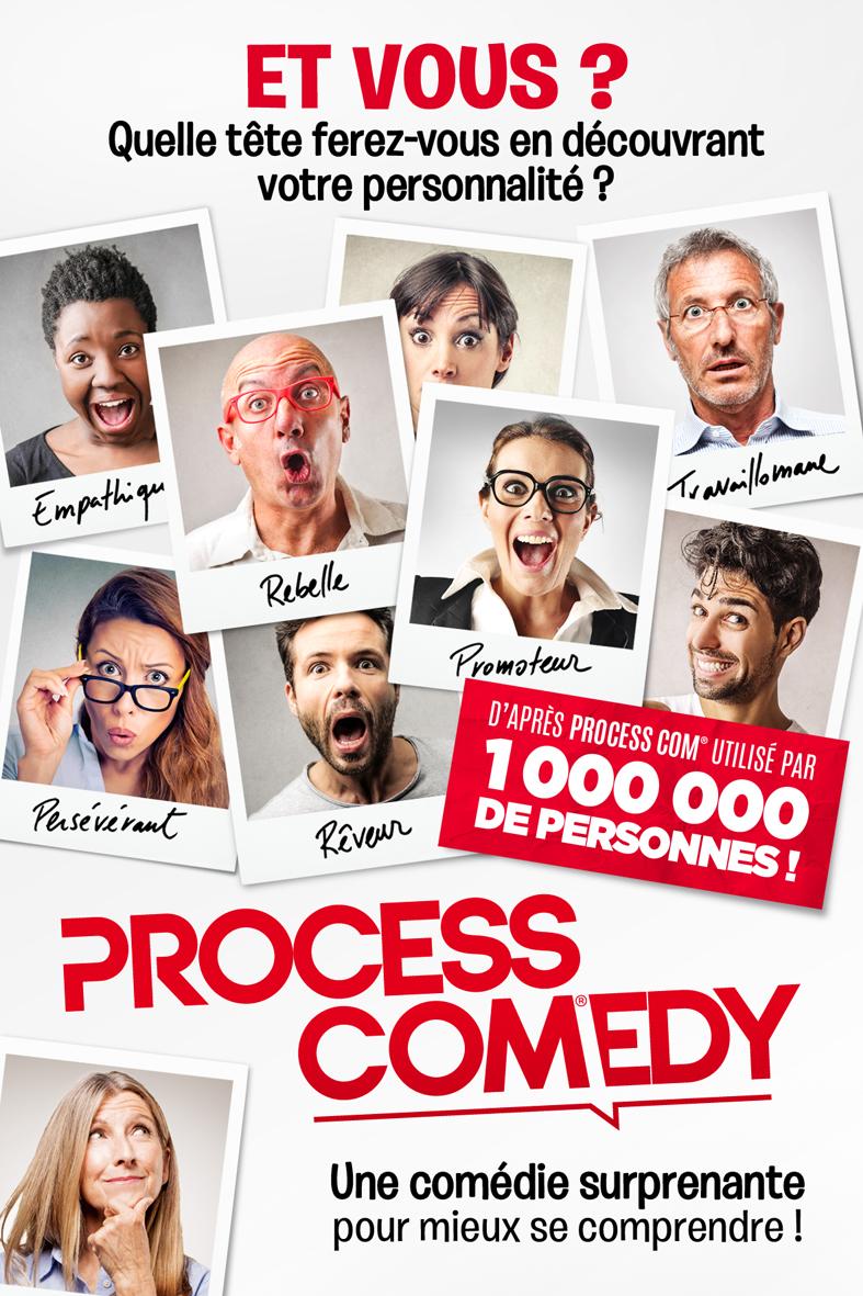 Process comedy – pour mieux se comprendre