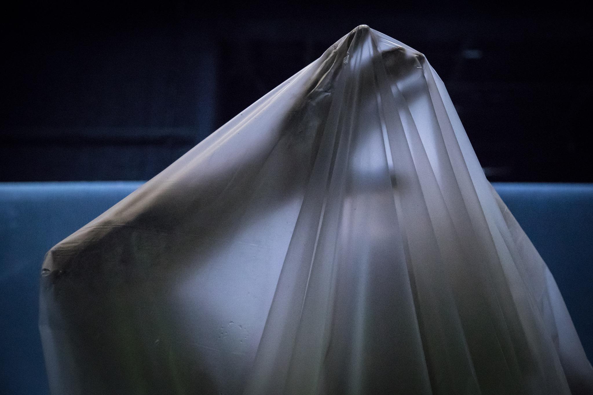 France-Fantôme, une histoire de science-fiction