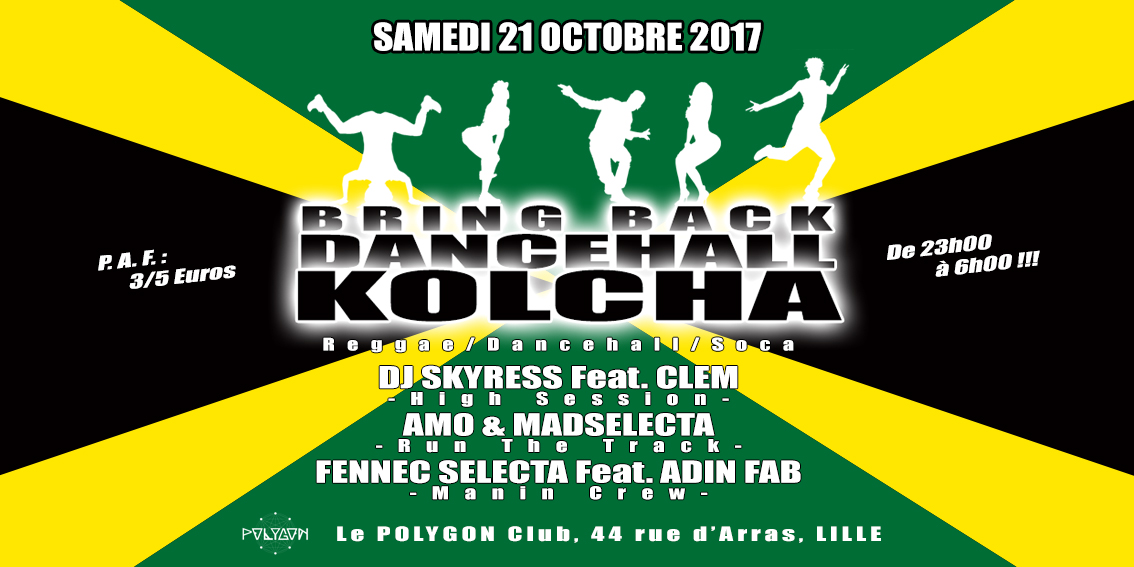 Bring Back Dancehall Kolcha