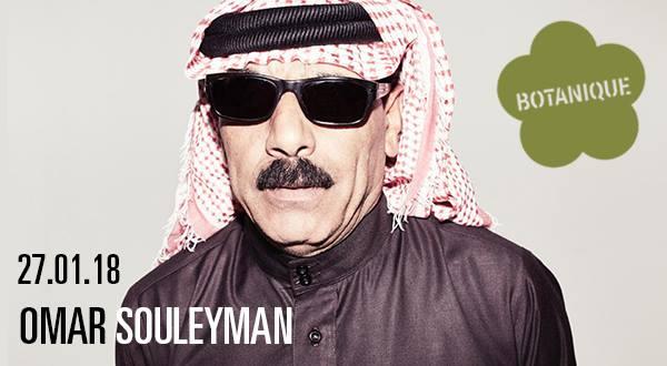 Omar Souleyman + Gan Gah