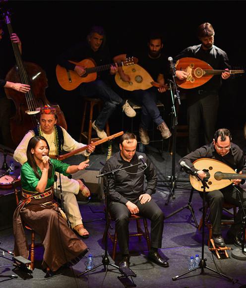Musiques en exil