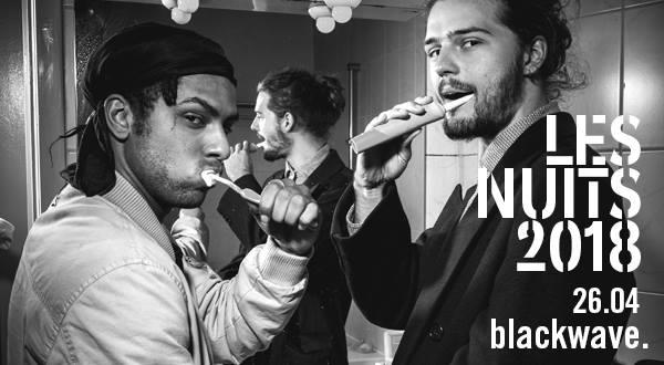 Les Nuits Botanique 2018 – Blackwave