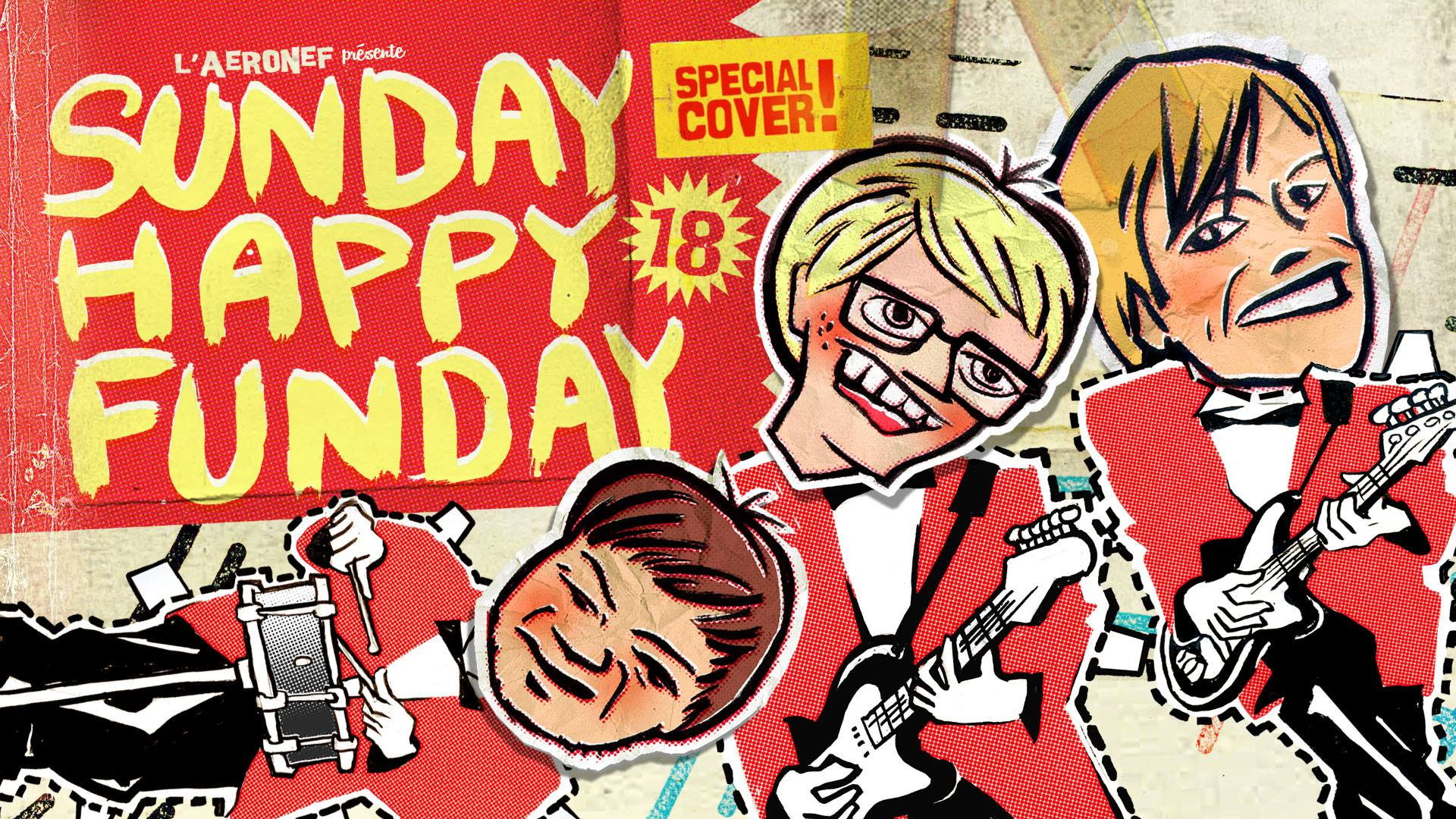 Sunday Happy Funday #18 Spécial Cover