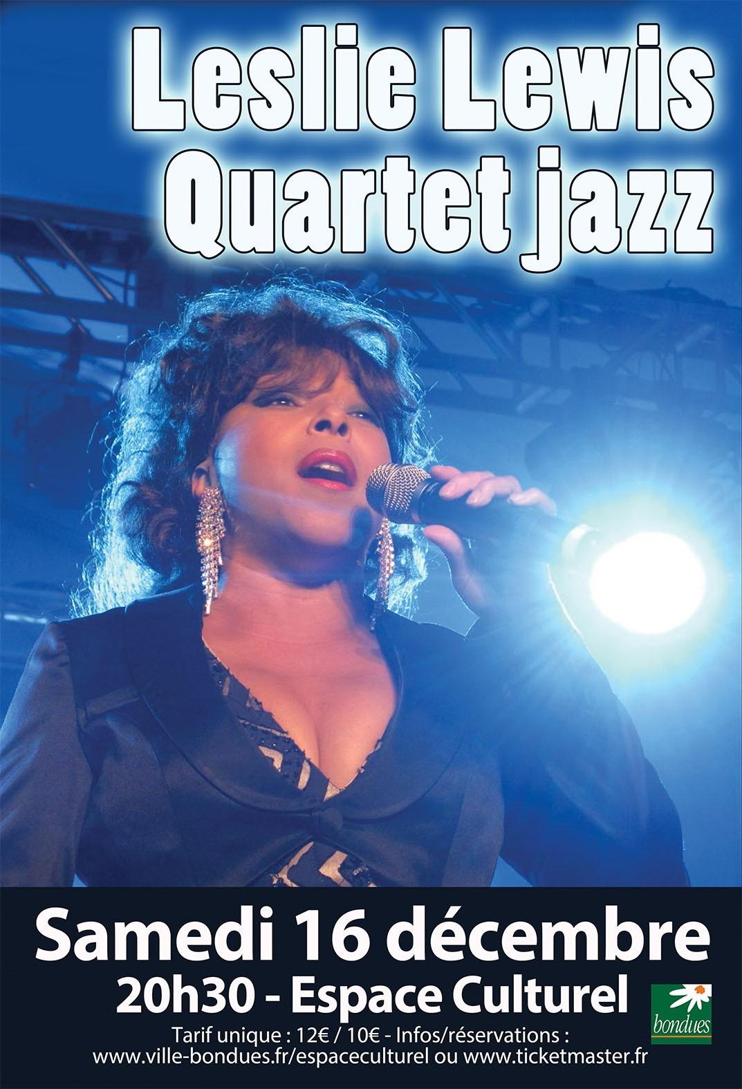 Leslie Lewis Quartet