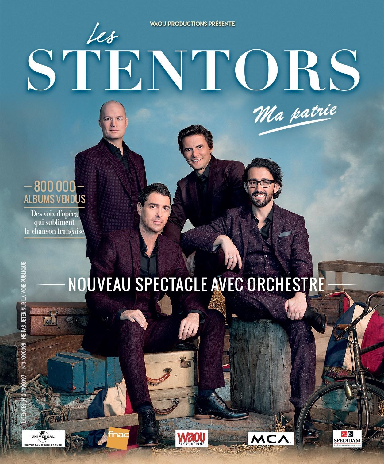 Les Stentors – ma patrie