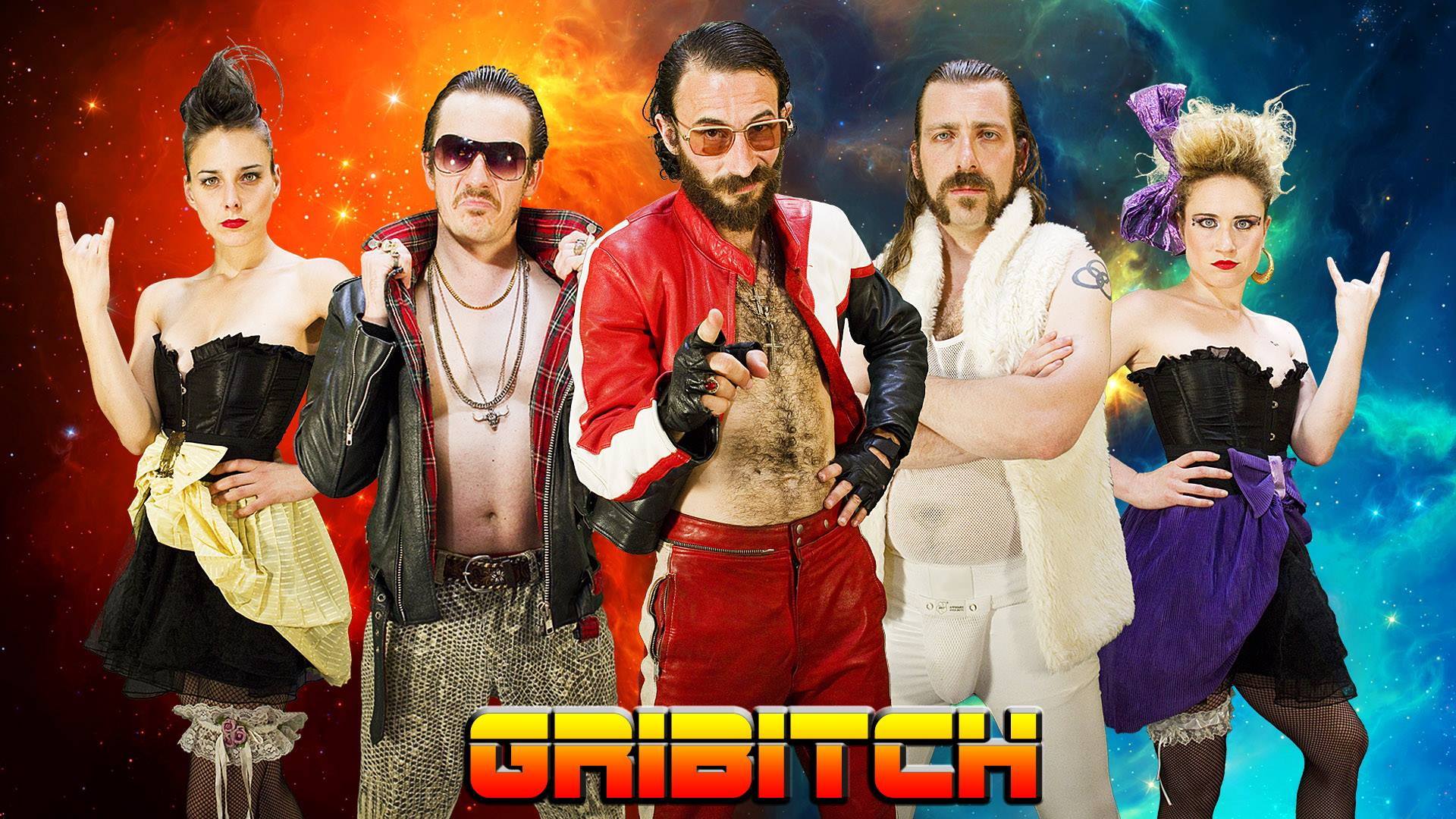 The Gribitch Brothers + Bonheurs Inutiles + Le Tortar