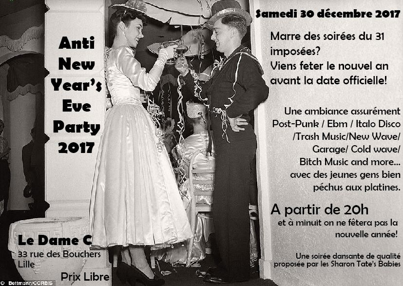 Anti New Year Party 2017