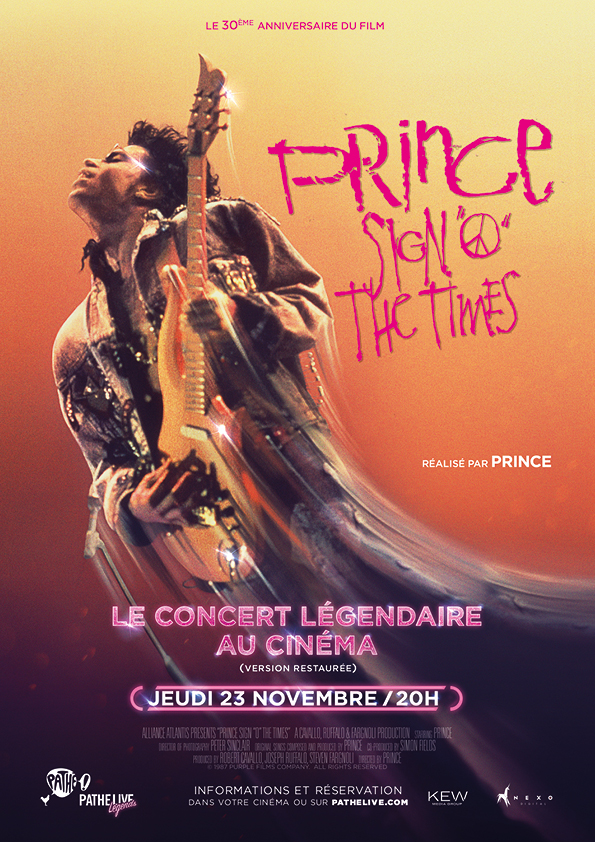 Prince – Sign O'The Times