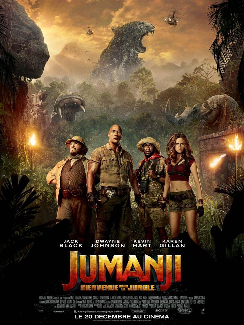 Avant-première – Jumanji Bienvenue dans la Jungle