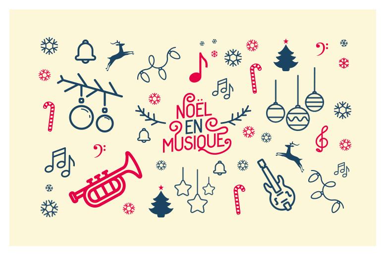 Noël en musique à Lille